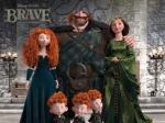 Merida and Family